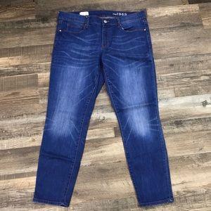 Gap 1969 legging jean size 32p